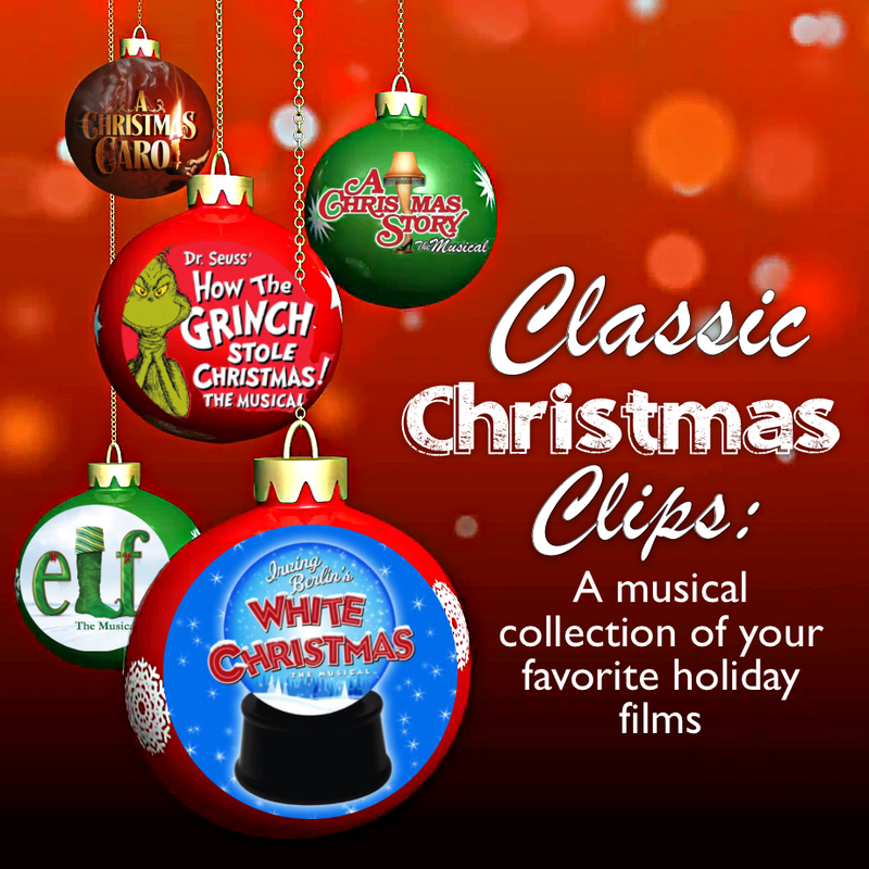 classic christmas clips a musical collection of your favorite holiday films - Classic Christmas
